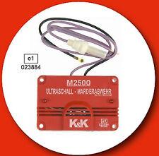 K&K M2500 K+K Marderschreck Marderschock  Marderschutz Scheuche Marderabwehr