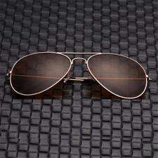ACE Sonnenbrille Pilotenbrille Aviator Spiegelbrille Retro Gestell Damen Herren