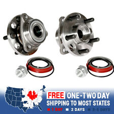 2 Front Wheel Hub Bearing Assembly For Cavalier Sunfire Grand Am Sunbird Beretta