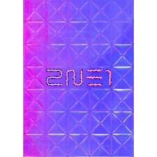 2NE1-[TO ANYONE] 1st Album CD + Photo Booklet + K-POP Sealed YG