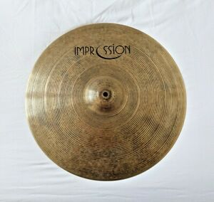 "Impression 17"" Smooth Medium Crash Cymbal 012-103-2542"