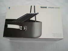 Thomas Rosenthal Anodised Roasting Pan w/Rack NIB Professional Cookware