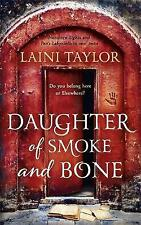 Daughter of Smoke and Bone by Taylor, Laini Paperback book