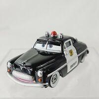 Mattel Disney Pixar Cars 49 Merc Police Sheriff Black Diecast Car 1:55