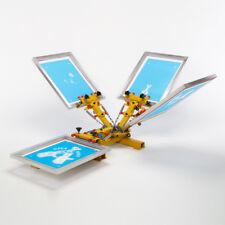 HDT4000 Machine D'Impression D'Écran pour 4-Farbdruck sur Textiles