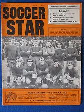 RIVISTA STELLA del calcio - 27/1/1967 - VOL 15-N. 20-COPERCHIO SQUADRA Millwall