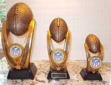 Fantasy Football Award 1st, 2nd, 3rd Place Free Engraving Ships 2 Day Mail