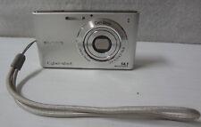 Sony Cyber-shot DSC-W330 14.1MP Digital Camera - Silver  -8