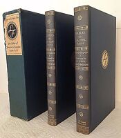 The Fables of Jean De La Fontaine Limited Editions Club 1930 #751 Illus. Signed