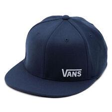 Cappelli da uomo blu acrilico VANS