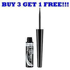 Rimmel Scandaleyes Bold 24hr Black Waterproof Liquid Eyeliner