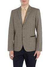 Cotton Check Regular Size Suits & Tailoring for Men