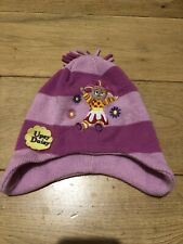 Girls In The Night Garden Upsy Daisy Floppy Sun Hat Pink Lilac 1-3yrs