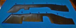 Splash Guards 1981-87 GMC Chevy C10 C20 C30 2WD 1988-1991 R Pickup GM Trucks OE