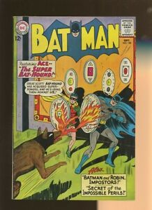 Batman 158 FN 5.5 * 1 Book Lot * Robin! Bat-Mite! Bill Finger! Sheldon Moldoff!