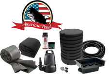 American Pond Small POND FREE Freedom Series DIY Waterfall Kit - APFSPF