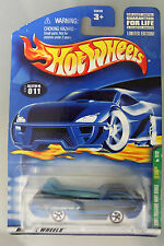 Hot Wheels 1:64 Scale 2001 Treasure Hunts Series DEORA (BLUE)