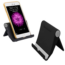 Nokia 216 Handy Halter Ständer für Büro - HandyHalter Schwarz