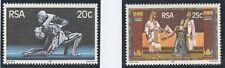 South Africa stamps 1981 State Theatre, Pretoria SG 490-491 MNH