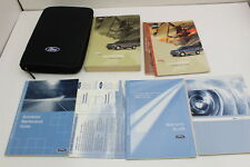 06 Ford Expedition Vehicle Owners Manual Handbook Guide Set