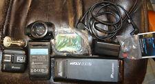 New ListingFlashpoint eVolv 200 R2 Ttl Modular Strobe Pocket Flash Kit w/ Accessories