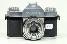 Zeiss Ikon Contaflex I with 45mm f2.8 Tessar
