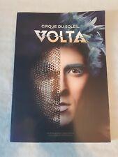 le Cirque du Soleil , Volta , tour book / souvenir program