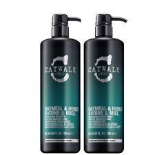 TiGi Catwalk Oakmeal & Honey  Shampoo Conditioner 25.36 O.Z  Cheap