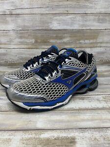 Mizuno Men's Wave Creation 17 Training Running Shoes Blue Size 8.5