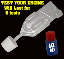 Motorcycle & car combustion leak quick tester Block,Gasket Cylinder Head,Ø40/43