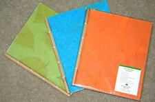 ECO-FRIENDLY PAPER JOURNAL ~ HANDMADE IN INDIA ~ 30 UNLINED PLAIN PAGES