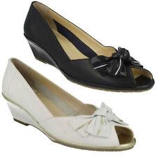 Zapatos de tacón de mujer Peep Toes Van Dal