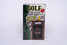 New listing Golf Trading Cards Lot Collection - Tiger Woods Rookie