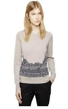 Band of Outsiders Sweater Boy By Fair Isle Size 0 Extra Small XS