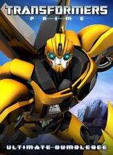 Transformers Prime: Ultimate Bumblebee [New DVD]