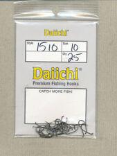 Daiichi 1530 - glow-bug hook - size 10        quantity 25