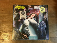 Anthrax LP in Shrink - Spreading the Disease - Megaforce 90480-1 1985