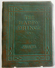 Wilde - The Happy Prince - Book Little Leather Library Redcroft