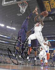 Florida Gators #24 CASEY PRATHER Signed Autographed Basketball 8x10 Photo COA!