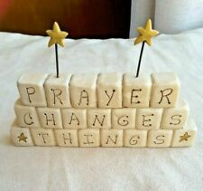 Primitive Prayer Changes Things by Suzi Resin