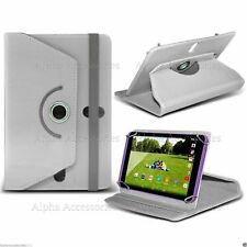 """Universal PU Leather Grip Stand Case Cover For 7"""" 7 inches Tab Android Tablet PC"""