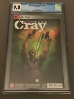 Wildstorm Michael Cray #2 CGC 9.8-NM-1st print-Bryan Edward Hill-DC/Wildstorm
