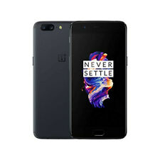 OnePlus 5 - 64GB - Slate Grey (Unlocked) Smartphone (6gb RAM)
