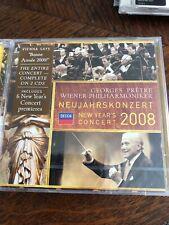 Neujahrskonzert 2008 by Georges Pretre | CD | condition New
