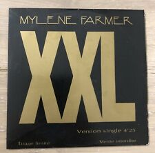 Mylène Farmer - Promo CD - XXL