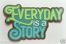 EVERYDAY IS A STORY TITLE KIDS PREMADE PAPER PIECING MY TEAR BEARS KIRA
