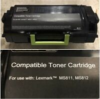 Lexmark 45K Pages 52D1X00 521X MS711 MS811 MS812 EXTRA HIGH YIELD TONER