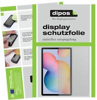 2x Samsung Galaxy Tab S6 Lite Pellicola Protettiva Protezione Schermo