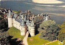 BR23419 Le Chateau de Chaumont vu d avion  france