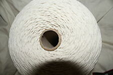 100% NAT COTTON Shabby Rustic/Style 10 ply String .Twine  approx 3000 metres ,,